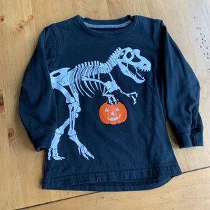 Carters Halloween shirt
